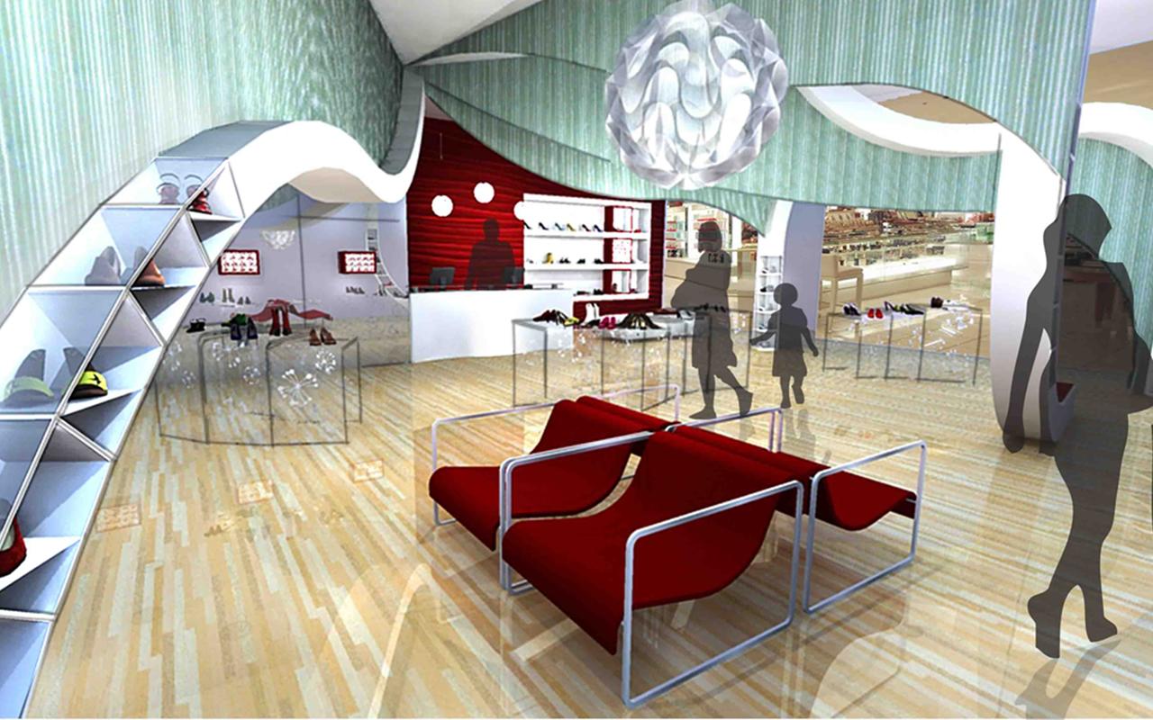Sartec estudio de arquitectura t cnica - Espacios comerciales arquitectura ...